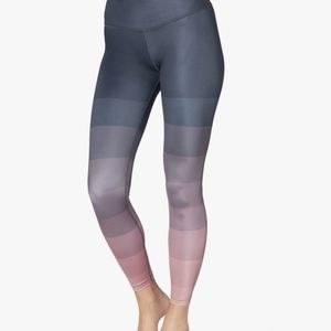 Beyond Yoga Islam Ombre Lux High Waisted Legging